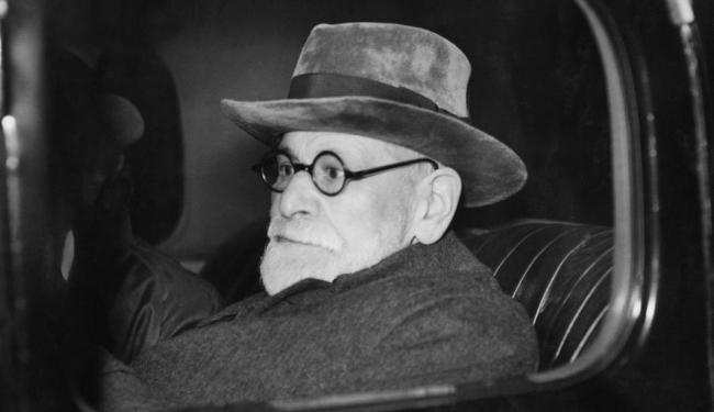 S. Freud a Londra