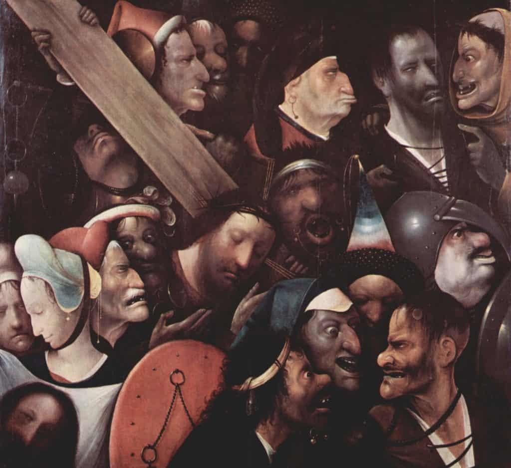 Hieronymus Bosch, Cristo portacroce (1503-1516)